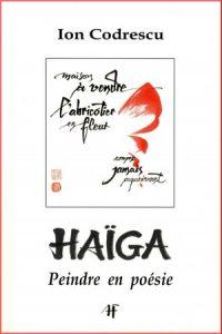 couverture de Haïgas - Peindre en poésie