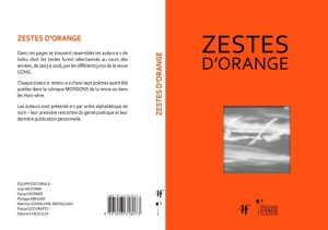 couverture de Zestes d'orange