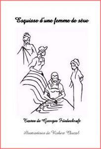 couverture d'Esquisse d'une femme de sève