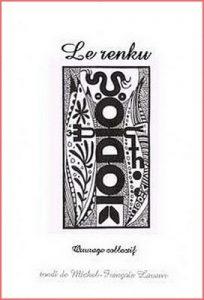 """couverture du livre """"Le renku"""""""