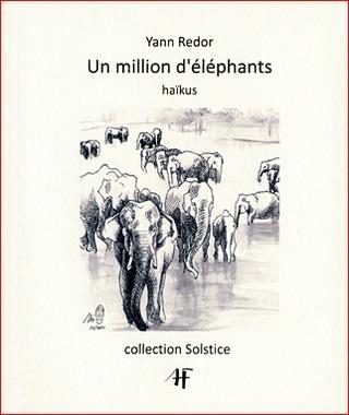 couverture d'Un million d'éléphants