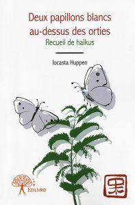 couverture de Deux papillons blancs au-dessus des orties
