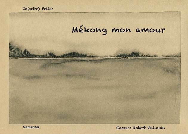 couverture de Mékong mon amour