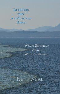 couverture de Là où l'eau salée se mêle à l'eau douce