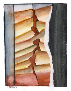 aquarelle de Roger Groslon n° 6
